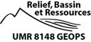 Relief Bassin et Ressources