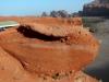 Grès fluviatile - Crétacé inférieur (Bassin de Tarfaya)