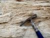stratifications obliques (dune éolienne) - Dakhla