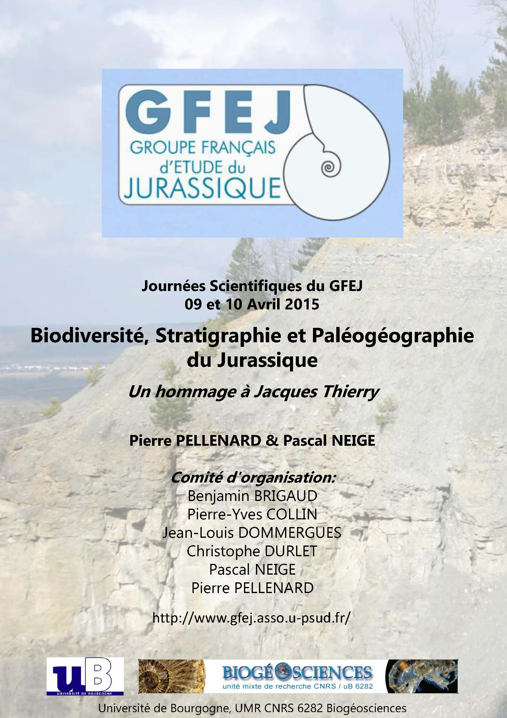 affiche GFEJ2015